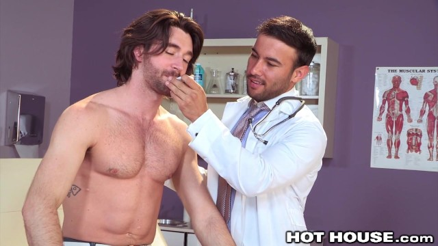 Gay housing sydney - Hothouse hot doctor buttfucked by aussie hunk