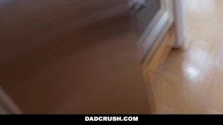 DadCrush - Big Ass Step-Daughter Caught Humping Her Pillow  teen step hd blonde daddy young dadcrush teens stepdad butt daughter petite father harley jade
