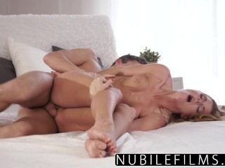 NubileFilms – Gorgeous Intercourse Makes Younger Redhead Cum
