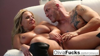 Camera and olivia hidden derrick with fucking cowgirl curvy