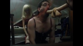Stunning Dominatrix Makes me Watch Pegging  wife femdom kink femdom pegging femdom humiliation sissy crossdress amateur wife femdom femdom strapon pegging strapon crossdresser femdom amateur crossdresser