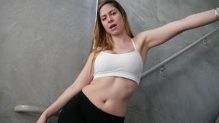 Femdom_BullyDom  dildo feet femdom female dom bigtits joi yoga pants point of view amateur big ass solo shoes tease pov brunette toy