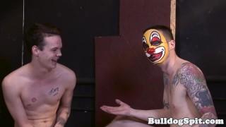 Fine cocksucking twinky sluts behind scenes Cock male