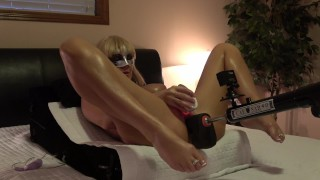 masturbate sexy tanned feet fuck machine orgasm legs spread wide long legs tanned legs hot legs and feet legs up pounding amateur wife legs up womanizer toy orgasm thick black dildo toe ring
