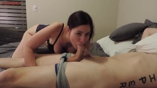 Ashley Alban Twerking On Dick  big boobs twerk twerk on dick hardcore reverse cowgirl cowgirl brunette big tits blowjob butt booty petite