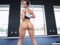 Jada Stevens Does Yoga for Ass Parade and It Will Blow You Away
