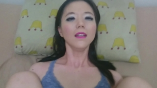 Sakura'chan grips the dick hard with her ass Milf creampie