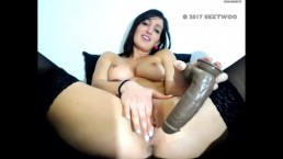 Bitch cum and faciale replay live Sextwoo