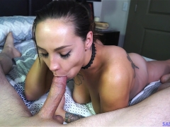 First lesbian sexy time video