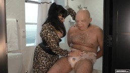 Humiliating Enema Mouthsoaping Diaper Release Age Regression Femdom