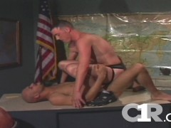 Black Cocks In White Jocks: Scene 2