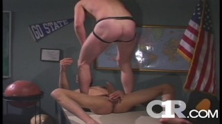 Black Cocks In White Jocks: Scene 2 Pussy pussy