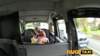 Fake Taxi Bubbly blonde sucks dick in taxi  outside point-of-view big-ass blowjob thick public faketaxi curvy rimming car reality rough dogging spycam camera tanya