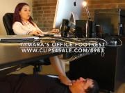 Tamara's Office Footrest - www.c4s.com/8983/17204966