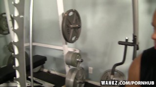 Intense into fucking turns workout wankz intense babe blowjob