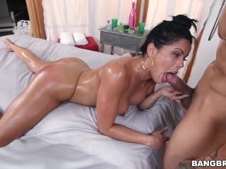 Ravintola Virgin Oil Fucking, Cuban Pornstar Diamond Kitty Does It again On Ass Parade ap14878 Big a