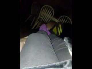 Christina feet
