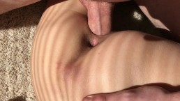 Leaking Cum During Hot Sex