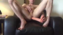 Playing with my dildos