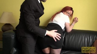 British milf sub squirts while fingerfucked Uk uk