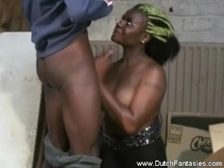 Woman Deep Throat While Getting Pregnant Black African Dutch Freaky Sex, Big Dick Blowjob Hardcore M
