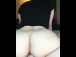Reverse Cowgirl POV Part 3 (DaddysCamille)
