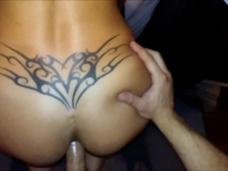 ANAL LOVER I FUCK HER ASS AND HER PUSSY DROP FLUID LE COJO EL CULO SE MOJA