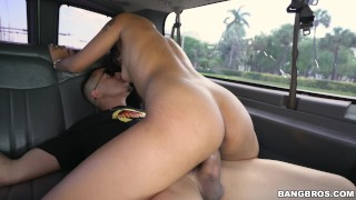 Latina Nikki Kay Is All About Her Money, Honey (bb15058)