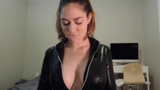 Youre-My-Bitch  big natural tits point of view femdom strapon homemade whooty pvc busty curvy pawg hottie mistress slim thick adult toys