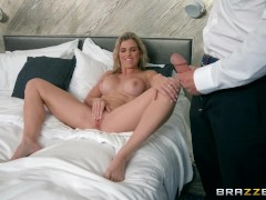 Cory Chase cheats and gets her ass fucked - Brazzers