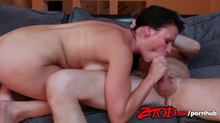 Ames and fucked gets facialized ashli fast open