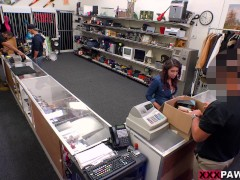Congo Hoe Kitty Catherine in the Muthafucking Pawn Shop (xp15449)