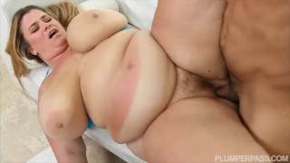 plumperpass chubby big-boobs old big-cock drilled big girl big natural-tits Pov Blowjob big-ass blonde busty interracial