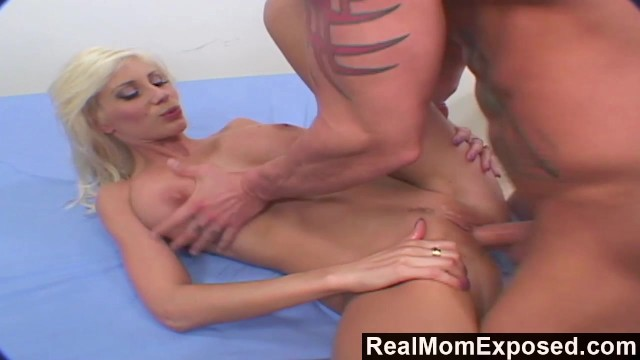 Puma swede hardcore lesbian Realmomexposed - please, bang my big-titted wife
