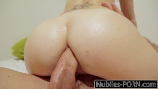 Nubiles-Porn My Sisters BBF Wants Anal And Creampie  tramp stamp natural riding big-cock cock-sucking creampie blowjob cumshot busty analized young ass-fucking doggystyle nubiles porn