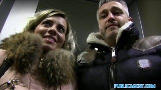 Public Agent Cheating wife with short blonde hair fucks for cash  sex for money vicky love sex for cash trimmed-pussy outdoors outside point-of-view cumshot public pounded real camcorder reality publicagent sex with stranger open mouth cumshot