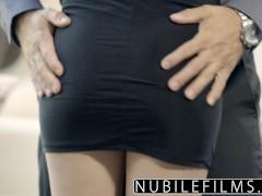 NubileFilms – Big Cock Fucks Kimmy Granger Raw