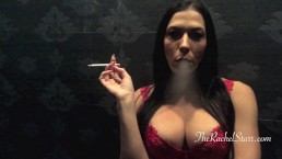 Rachel Starr's Smoking Hot