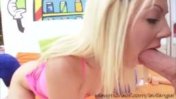 Holly Hanna blowjob