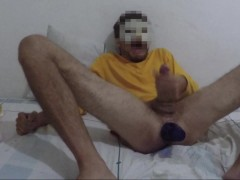 INTENSE FULL BODY ANAL ORGASM BY Asss_Squirt