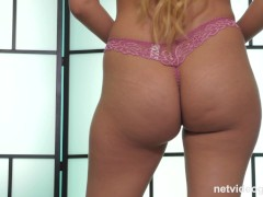 Super Hot Latina Returns To NetVideoGirls Leaves Satisfied