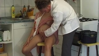 Preview 5 of pregnant housewife fucked