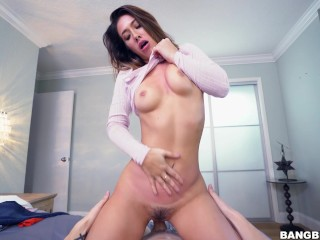 Tits Rubbing Eva Lovia Earns Her Allowance On Bangbros Bangpov (Bpov15872), Big Ass Brunette