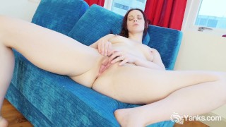 Sexy Savannah Masturbating