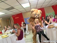 Its time to celebrate and party with the infamous Dancing Bear! (db9822)
