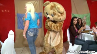 It's time to celebrate and party with the infamous Dancing Bear! (db9822) Big big