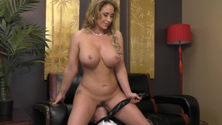 Preview 4 of Eva Notty turns her Psychologist into her bitch - Ass Worship