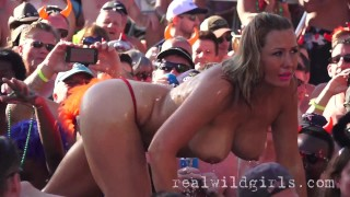 Naked Pool Party Fantasy Fest 1