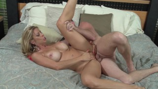 Memoirs of Bad Mommies V with Cherie DeVille forbiddenfruits tanlines milf old big tits mom blonde blowjob riding big boobs cock sucking cumshot mother brunette cowgirl doggy style cherrie deville fake tits