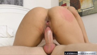 Ziggy wants her stepbro to bang her butthole Sex spank
